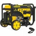 Champion 100693 - 7500 Watt Electric Start Portable Generator (CARB) w/ Convenience Cord