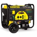 Champion 100263 - (2) 3100 Watt Dual Fuel Electric Start Inverter Generator Package w/ Parallel Cable Kit (CARB)