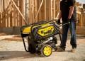 Champion 100111 - 12,000 Watt Electric Start Portable Generator (CARB)