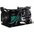 Cummins Onan SD 7500 - 7.5HDKAL-3 - 7500 Watt 3-Phase Commercial Open Diesel Mobile Generator