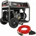Briggs & Stratton 30708 - 5750 Watt Portable Generator (49-State) w/ 25' Convenience Cord