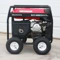 Honda EG4000/EG5000/EG6500 Wheel Kit