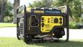 Champion 100573 - 3500 Watt Digital Hybrid Open-Frame Electric Start Inverter Generator w/ RV Outlet & Wireless Remote (CARB)