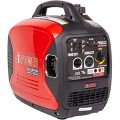 A-iPower SUA2000iD - 1600 Watt Dual-Fuel RV-Ready Portable Inverter Generator w/ Parallel Cord (CARB)