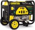 Champion 100231 - 5500 Watt Dual Fuel Portable Generator (CARB)