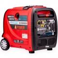 A-iPower SUA3800iED - 3500 Watt Dual Fuel Electric Start Inverter Generator w/ Wireless Remote Start (CARB)