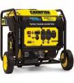 Champion 100520 - 7000 Watt Digital Hybrid Open-Frame Electric Start Inverter Generator w/ Quiet Technology (CARB)