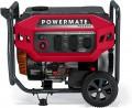 Powermate PM4500E - 3600 Watt Electric Start Portable Generator (49-State)