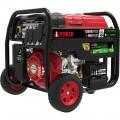 A-iPower SUA12000ED - 9000 Watt Dual Fuel Electric Start Portable Generator (CARB)