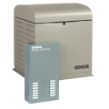 Kohler 10RESVL-100LC12 10kW Home Standby Generator System (100A Indoor 12-Circuit Switch)