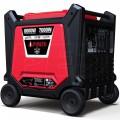 A-iPower SUA8000iE - 7000 Watt Electric Start Portable Inverter Genreator (CARB)
