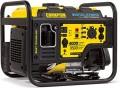 Champion 100574 - 3500 Watt DH Series RV-Ready Open Frame Dual-Fuel Inverter Generator w/ Quiet Technology (CARB)