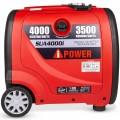 A-iPower SUA4000i - 3500 Watt Portable Inverter Generator (CARB)