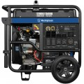 Westinghouse 12,000 Watt Electric Start Dual Fuel Portable Generator w/ GFCI Protection & Wireless Remote Start (CARB)